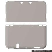 CY-N3DLPRPC-BK NEW3DSLL用プレミアムプロテクトカバー [New 3DS LL用 カバー クリアブラック]