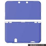 CY-N3DLPRPC-NV NEW3DSLL用プレミアムプロテクトカバー [New 3DS LL用 カバー クリアネイビー]
