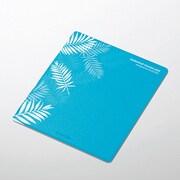 MP-BOBU [ボタニカルマウスパッド MP-BOシリーズ ブルー]