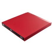 LDR-PUB8U3VRD [DVDドライブ M-DISC対応 オールインワンソフト付 USB3.0 レッド]