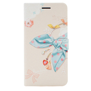 HM5119i6P [ドットスカーフダイアリー iPhone 6 Plus/6s Plus 5.5インチ用ケース BLスカーフ]