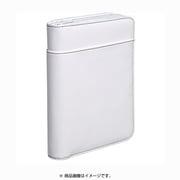 2360LF [レザフェス 通帳&カード収納ケース 白]