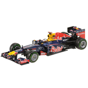 PMA 410120101 [1/43スケール レッドブル レーシング ルノー RB8 ブラジルGP 2012 #1]