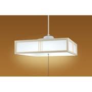 HCDB0813 [LEDペンダントライト 木製白木枠・和風 ~8畳]