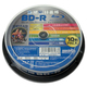 HDBDR130RP10 [録画用BD-R ホワイトプリンタブル 1-6倍速 25GB 10枚 スピンドル]