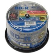 HDBDR130RP50 [録画用BD-R ホワイトプリンタブル 1-6倍速 25GB 50枚 スピンドル]