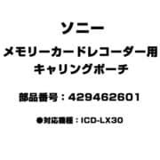 429462601 [メモリーカードレコーダー用 キャリングポーチ]