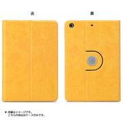 TUN-PD-100052 [TUNEWEAR TUNEFOLIO 360 for iPad mini 第3/2/1世代 イエロー]