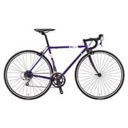 AYIT525 AB06 [ロードバイク 52cm 700×25C 外装16段変速(フロント2段×リア8段) キャンディブルー]