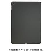PIK-72 [iPad Air 2専用 エアージャケットセット ノーマルタイプ 液晶保護フィルム付 ラバーブラック]