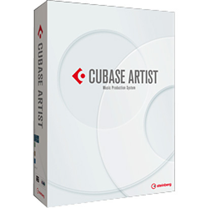Cubase Artist 8 R [Windows Mac 通常版]
