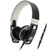 URBANITE-BK-G [オンイヤー型ヘッドフォン URBANITE(アーバナイト) ブラック Samsung Galaxy デバイス(他LG/HTC/SONYのタブレット/スマートフォン)向け]