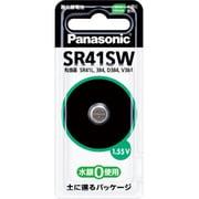 SR41SWP [酸化銀電池 1.55V]