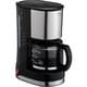 シロカ ドリップ式コーヒーメーカー ブラック SCM-401 600ml