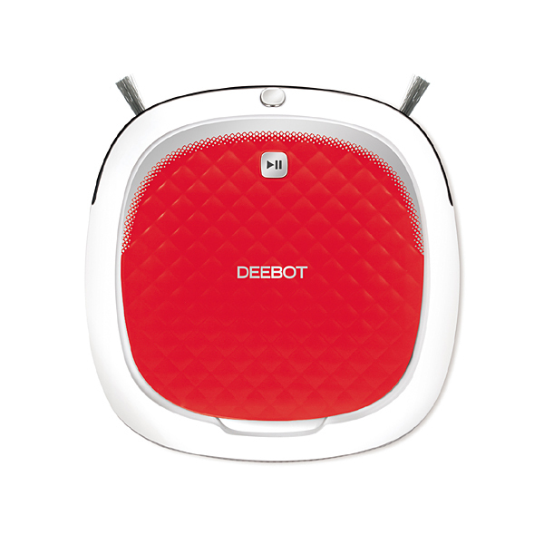 DEEBOT D35 [超薄型ロボット掃除機 フレッシュレッド]