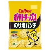 カルビー ポテトチップスのり塩パンチ 60g 1袋