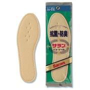 M040-0131 [is-fit サランインソール 24.5cm]
