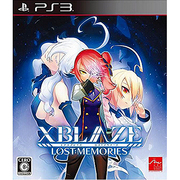 XBLAZE LOST:MEMORIES エクスブレイズ ロストメモリーズ [PS3ソフト]
