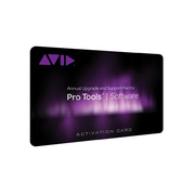 Upgrade and Standard Avid Support for Pro Tools 学生 アクティベーションカード [Windows/Mac]