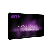 Pro Tools with Upgrade アクティベーションカード サポート付 1年 [Windows/Mac]