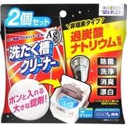 洗たく槽クリーナーAg [洗濯槽洗浄剤 2個セット]