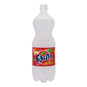 ファンタ ストロベリークリームソーダ PET1.5L×8本 [炭酸飲料]