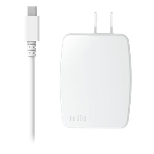 RK-ADA31W [超時短充電 ケーブル分離タイプ スマートフォン&タブレット ホワイト]