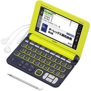 XD-K4800YW [電子辞書 EX-word(エクスワード) 高校生モデル XD-Kシリーズ 170コンテンツ収録 イエロー(ドット柄)]