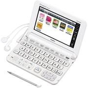 XD-K3800WE [電子辞書 EX-word(エクスワード) 中学生モデル XD-Kシリーズ 160コンテンツ収録 ホワイト]