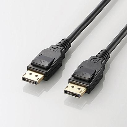 CAC-DP1210BK [DisplayPortケーブル Ver1.2a 1m]