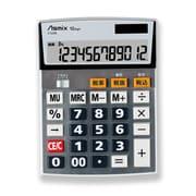 C1228 [税率表示ビジネス電卓 M]