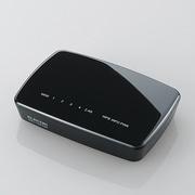WRC-733FEBK-A [無線ルーター親機 IEEE802.11ac/n/a/g/b 433Mbps対応 ブラック]