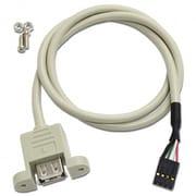 USB-001CA [ケース用USBケーブル マザーボードタイプ]