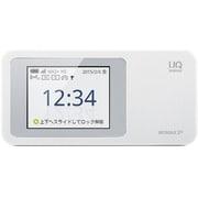 HWD31SWU ホワイト [モバイルルーター Speed Wi-Fi NEXT W01]