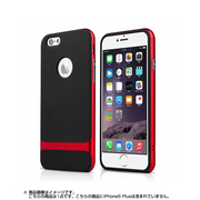RO-IP6P-RO-RD [iPhone 6 Plus 5.5インチ ケース ROCKROYCECASE レッド]