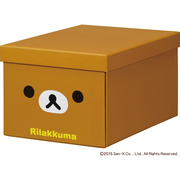 4066RKリラックマ [折りたたみ収納ボックス M]