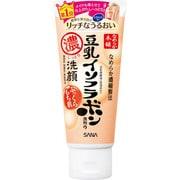 豆乳イソフラボン しっとりクレンジング洗顔 150g [メイクも落とせる]