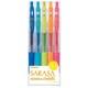 JJB15-5CA [サラサクリップ0.7 ジェルボールペン 0.7mm 5色セット]