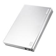 HDPC-UT1.0SE [USB3.0対応ポータルブルHDD 「超高速カクうす」 1TB 銀]
