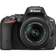 D5500 レンズキット ブラック [ボディ+交換レンズ「AF-S DX NIKKOR 18-55mm f/3.5-5.6G VR II」]