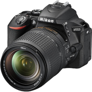 D5500 レンズキット ブラック [ボディ+交換レンズ「AF-S DX NIKKOR 18-140mm f/3.5-5.6G ED VR」]