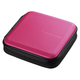 FCD-WLBD24P [ブルーレイディスク対応セミハードケース 24枚収納 ピンク]