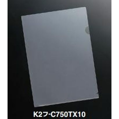 K2フ-C750TX10 [クリヤーホルダー K2 高透明10枚]
