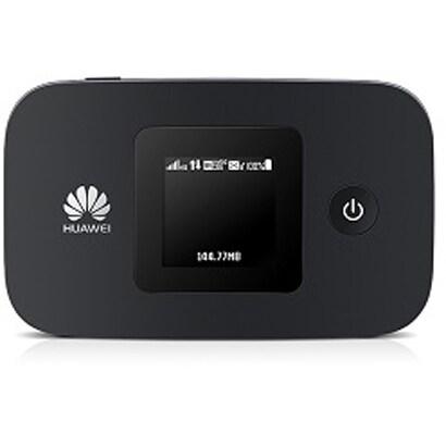 E5377s-327 [SIMフリー モバイルルーター LTE対応 ブラック]