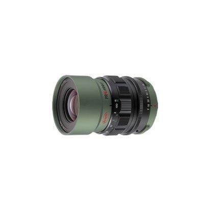 PROMINAR 25mm F1.8 [マイクロフォーサーズ専用マウント単焦点レンズ グリーン]