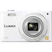 DMC-SZ10-W [コンパクトデジタルカメラ Wi-Fi搭載 LUMIX(ルミックス) ホワイト]