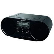 ZS-S40 BC [CDラジオ ブラック ワイドFM対応]