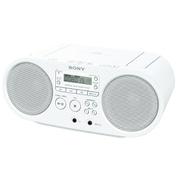 ZS-S40 WC [CDラジオ ホワイト ワイドFM対応]