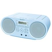ZS-S40 LC [CDラジオ ブルー ワイドFM対応]