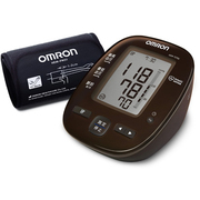HEM-7270C [上腕式血圧計 スマホ対応 Bluetooth/NFC通信機能搭載(ウェルネスリンク対応) ダークブラウン]